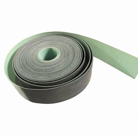 Diamond sanding abrasive belts