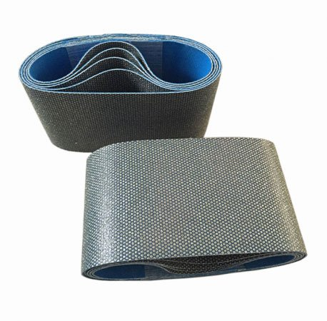 diamond abrasive belt