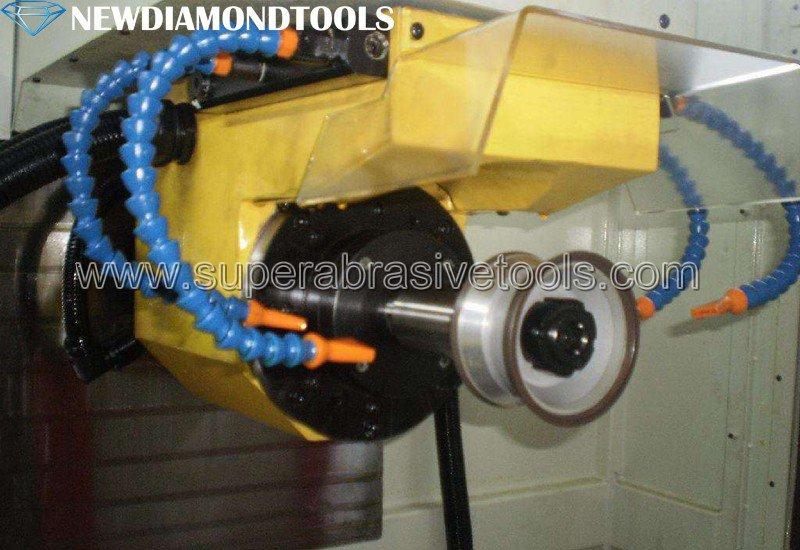how to use diamond cbn grinding wheel correctly