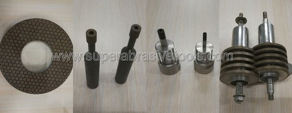 optical glass diamond grinding tool