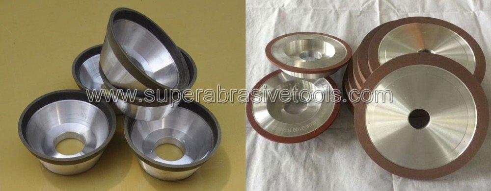 Diamond Grinding Wheel for Tungsten Carbide Tools 3