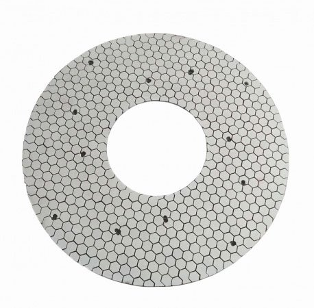 itrified diamond grinding plate