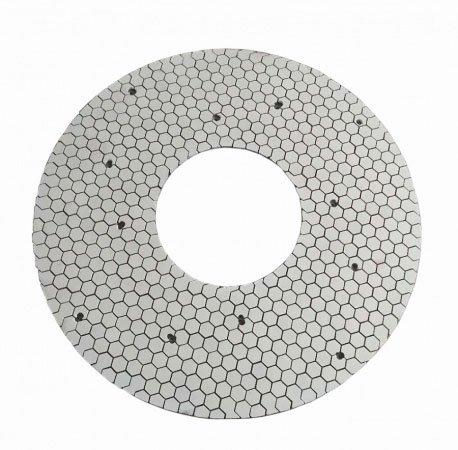 itrified diamond grinding plate