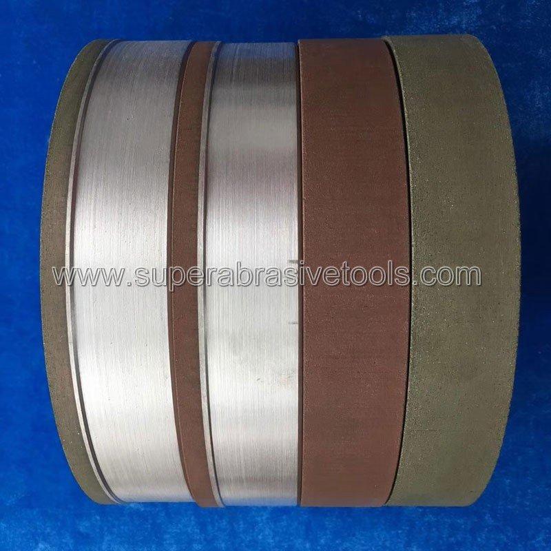 Diamond Grinding Wheel for HVOF coating