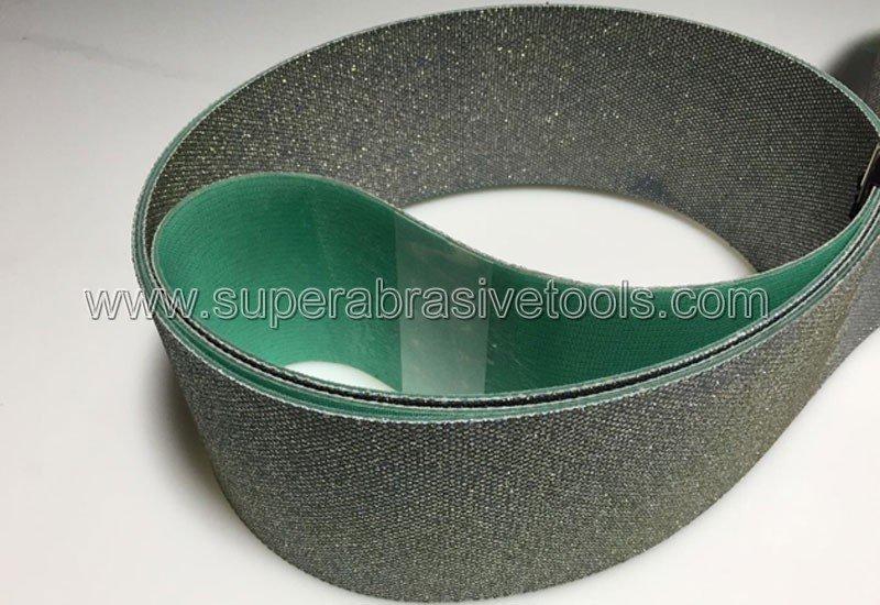 Electroplated Diamond Abrasive Belt for Alumina Ceramics_ad