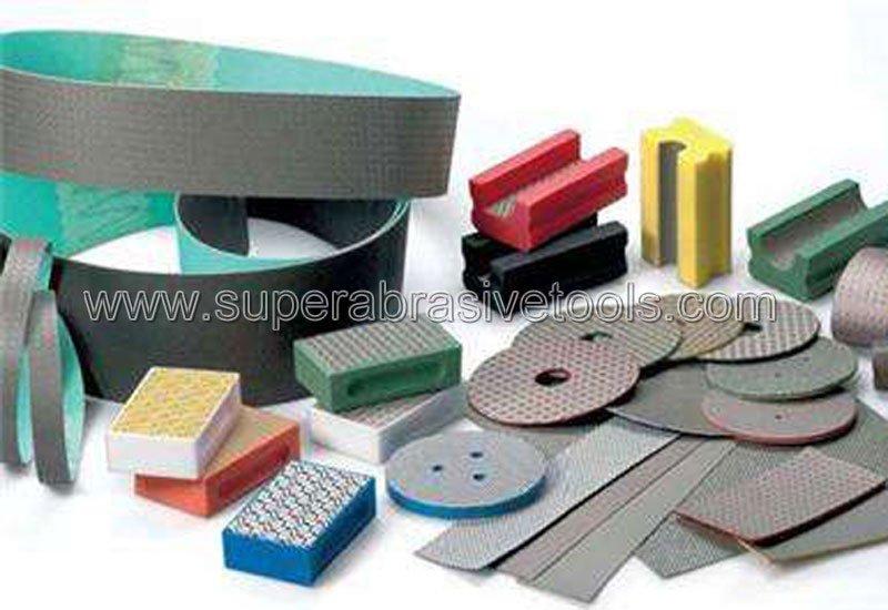 diamond sanding abrasive belt tools