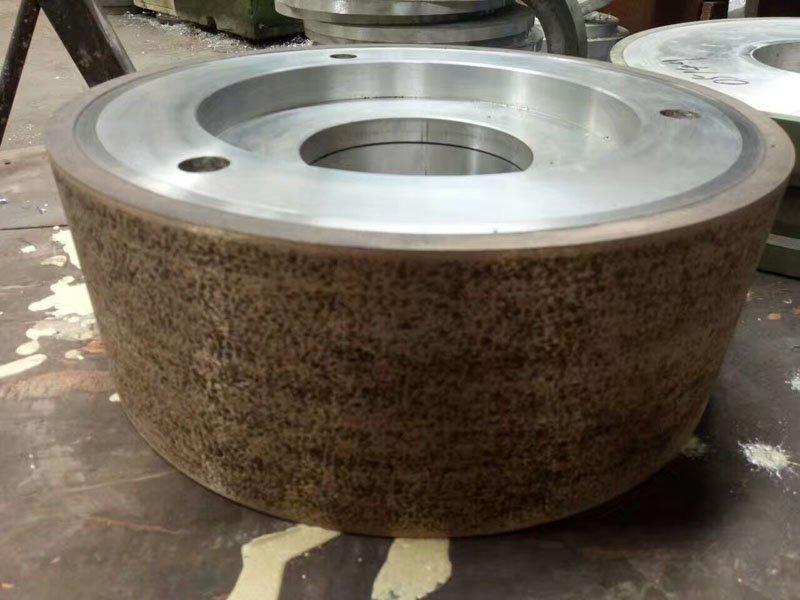 metal diamond grinding wheel