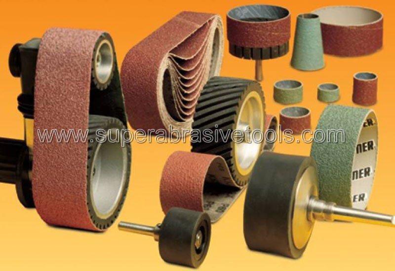 sanding abrasive belt tools
