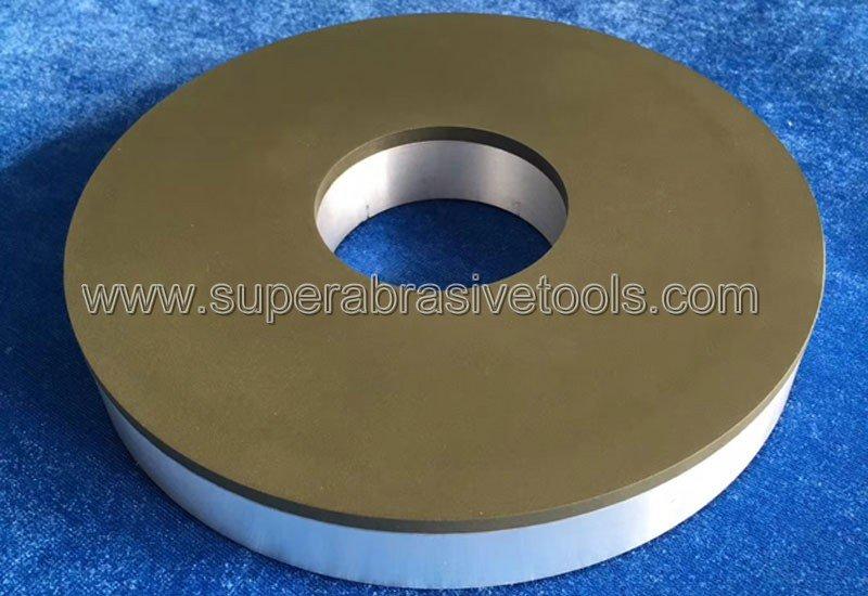 Resin Diamond Grinding Wheel for Industrial Agate