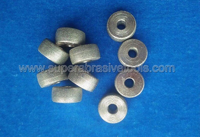 electroplated diamond grinding wheel for Industrial ceramic