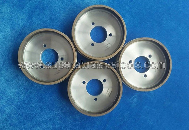metal bonded diamond grinding wheel for Industrial ceramic