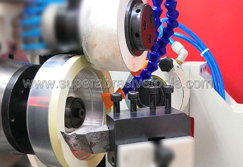 vitrified diamond grinding wheels for pcd tools