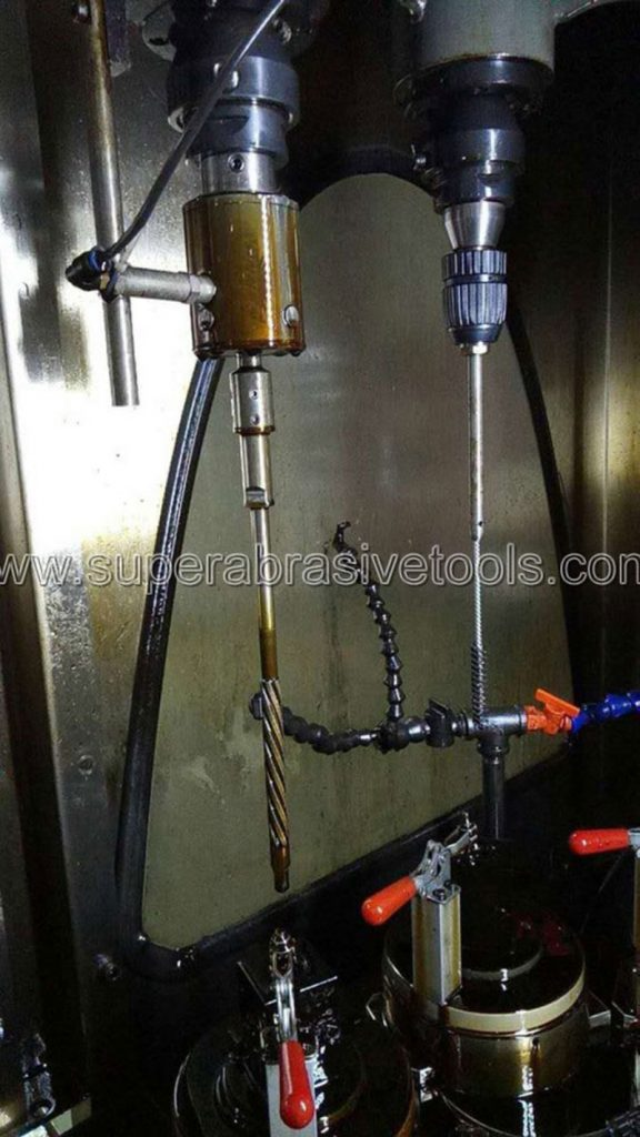 The features of single pass honing tools 2019 1