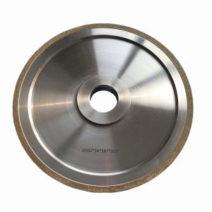 1a1 metal bonded diamond grinding wheel