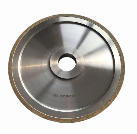 1a1 metal bonded diamond grinding wheel