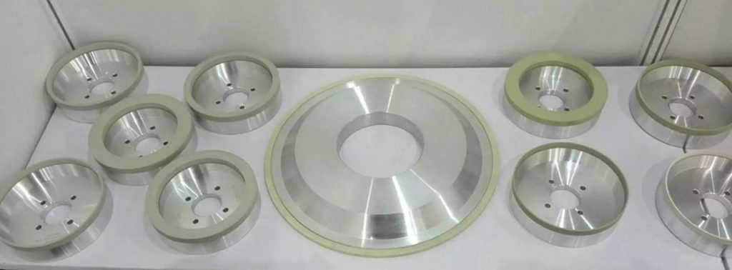 all type vitrified diamond grinding wheels specification for carbide tool pcd pcbn pdc insert