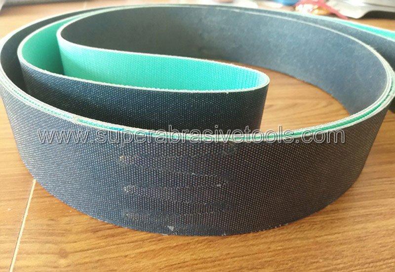 cbn sanding abrasive belt supplier