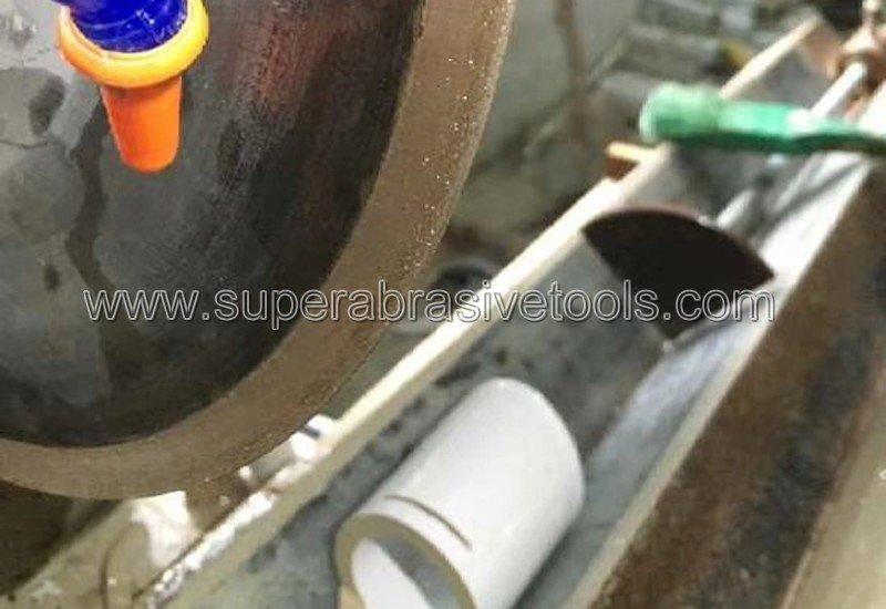 diamond cut off wheel for industrial ceramic aluminum oxide, silicon nitride
