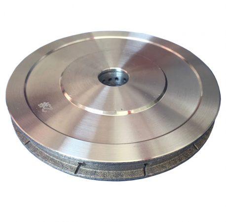metal bonded diamond grinding wheels for glass