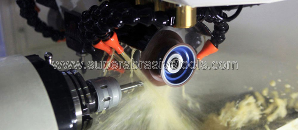 resin bond diamond grinding wheels for carbide tools drill bit
