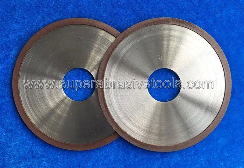 1a1 diamond grinding wheel for carbide saw blade