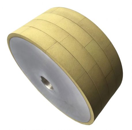 centerless-vitrified-bonded diamond grinding wheel