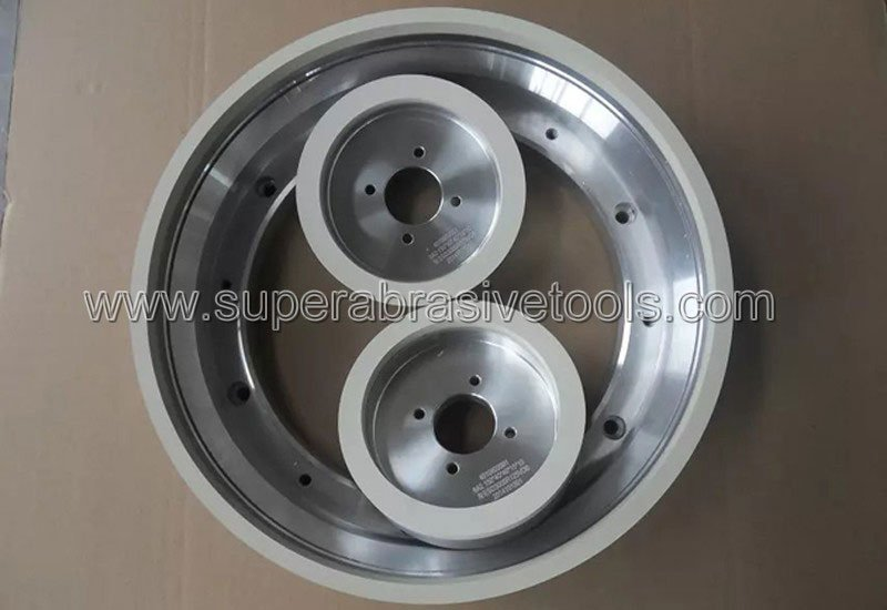 diamond vitrified bond grinding wheels