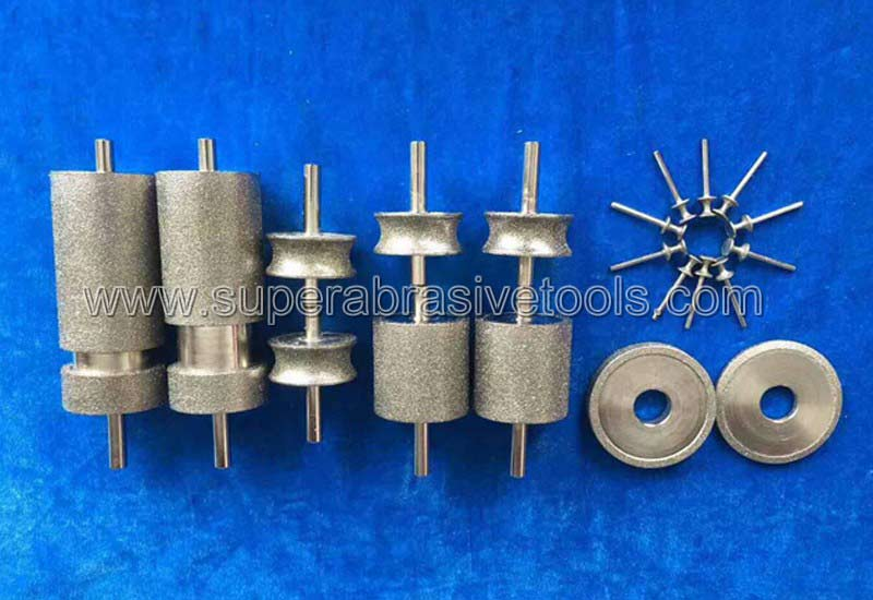 How to solve the problem of insufficient holding force of electroplated diamond tools