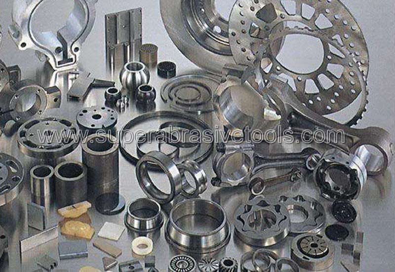 The grinding wheel is the key tool for bearing grinding