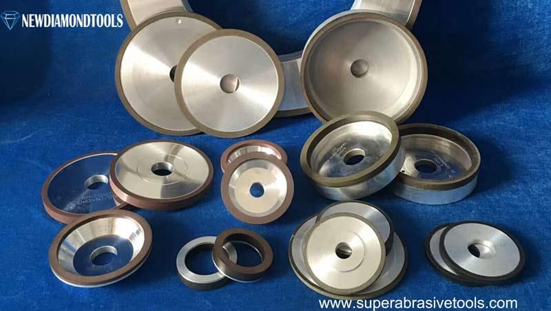 resin bonded diamond wheels