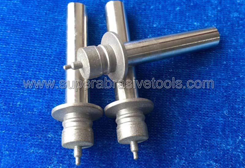 electroplated diamond tool grinding