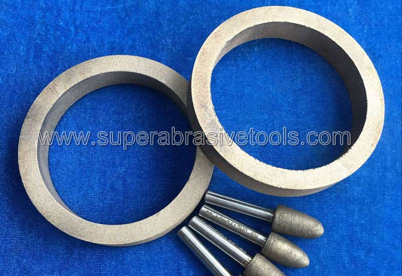 metal bond CBN grinding wheel for hss tools