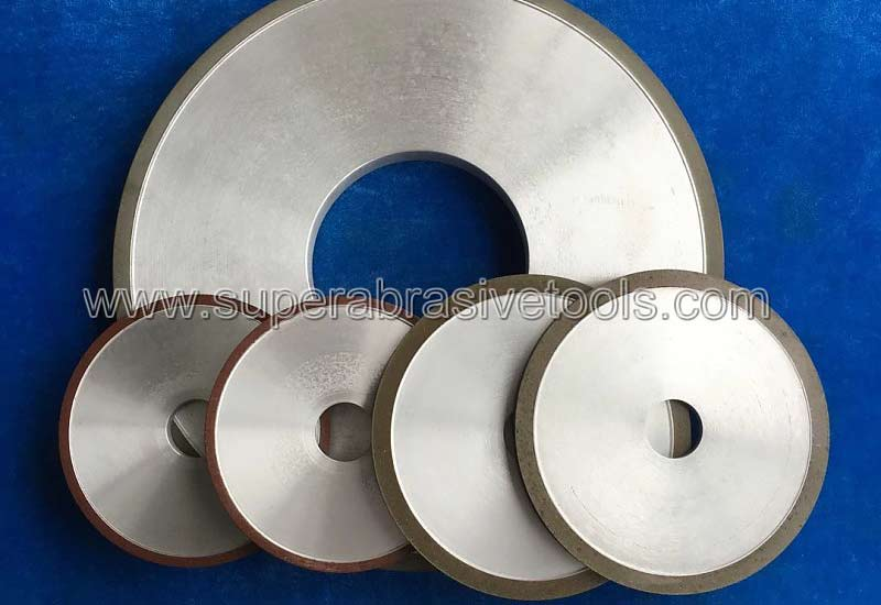 resin bond CBN grinding wheel for hss tools
