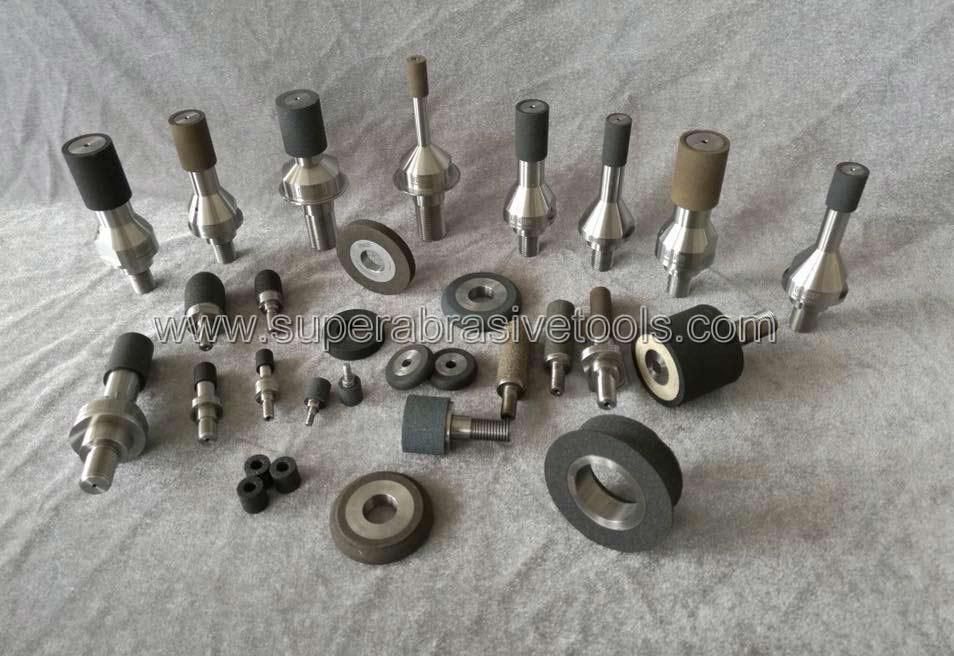 vitrified bond CBN grinding wheel for bearing internal grinding