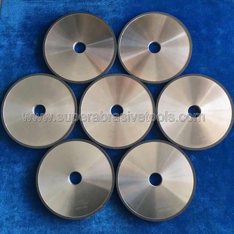 vitrified bond cbn grinding wheels