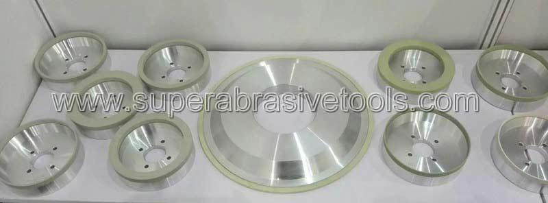 vitrified diamond grinding wheel for zirconia