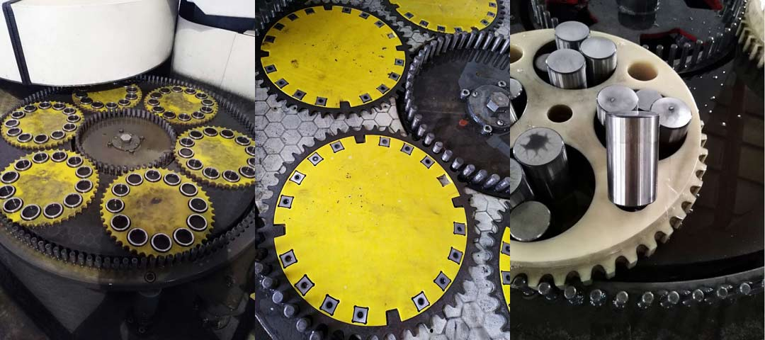 Application scene of double sided grinding machine
