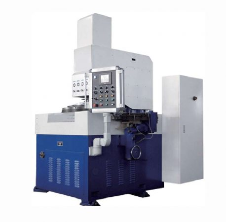 Double sided lapping grinding machine