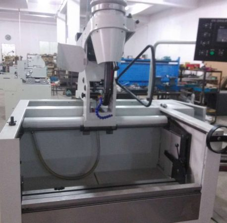 cnc vertical honing machine