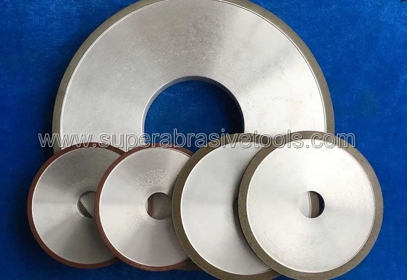 6 types of resin bond CBN grinding wheel, which one is BEST