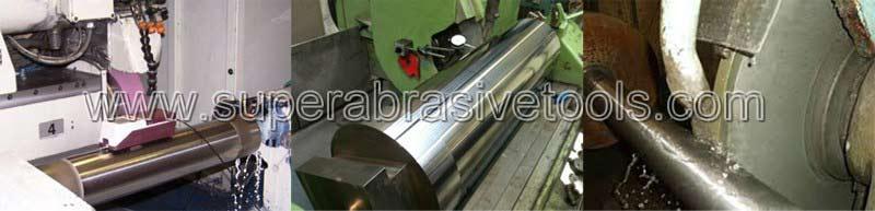 Factors when choosing HVOF grinding wheels