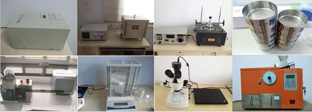 Testing Equipment for Mesh Size
