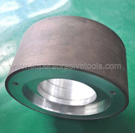 metal diamond centerless grinding wheels
