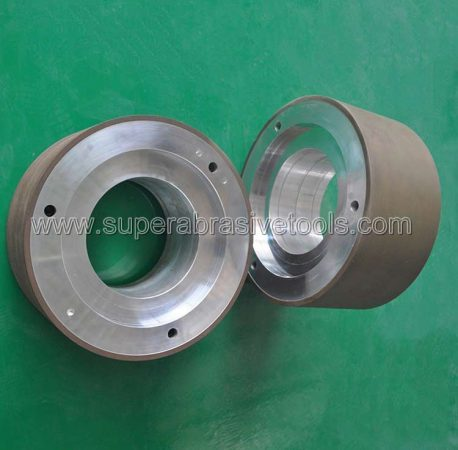 resin bonded diamond centerless grinding wheels