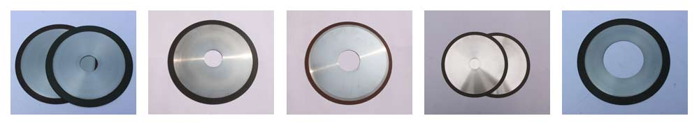 resin bonded diamond cut off wheel for ceramic glass carbide