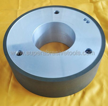 resin cbn centerless grinding wheels