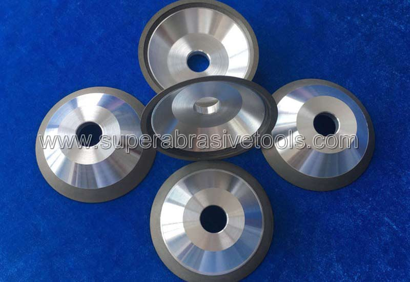 resin cbn grinding wheel for hss