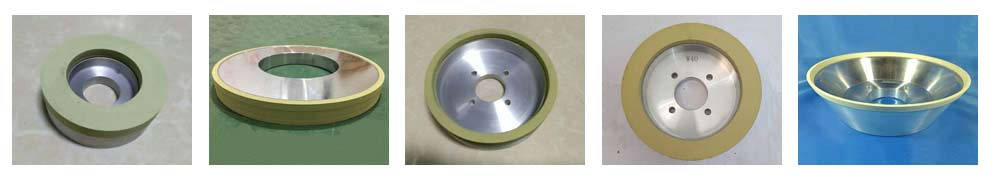 vitrified bonded diamond grinding wheel for pcd pcbn insert blank cutter