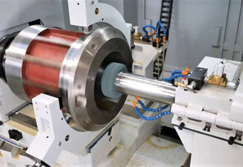 Compared with cylindrical grinding, internal grinding has the following features
