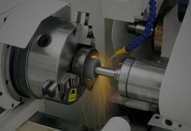 Internal grinding form